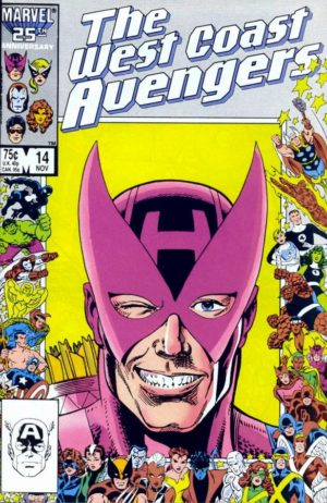 West Coast Avengers Vol. 2 - 0014
