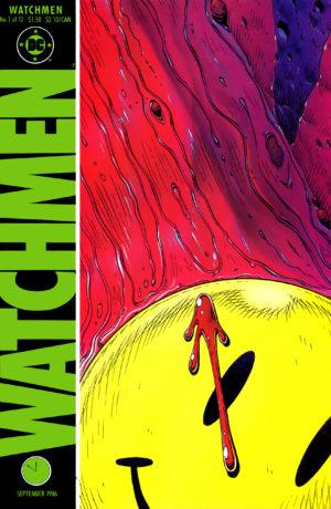 Watchmen (1986) #1