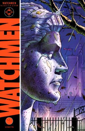 Watchmen (1986) #2