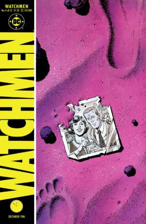Watchmen (1986) #4