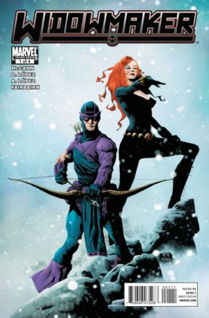 Hawkeye and Black Widow - Widowmaker - 0001