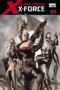 Cable reunited with X-Force - 2008 - 0027