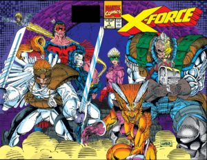 X-Force - Vol01 - 0001 full