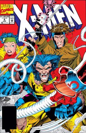 X-Men, Vol. 2 (1991) #4