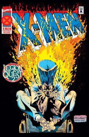 X-Men, Vol. 2 (1991) #40