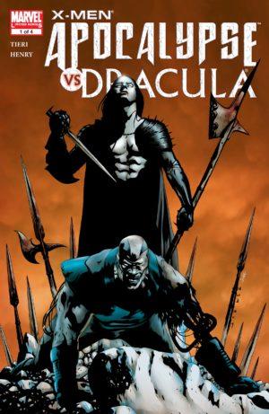X-Men: Apocalypse vs. Dracula (2006) #1