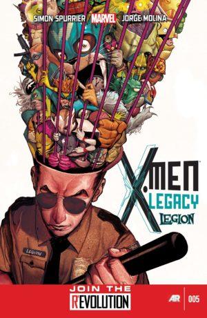 X-Men Legacy (2013) #5