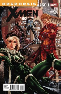 X-Men Legacy #260.1