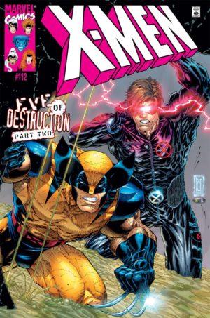 X-Men, Vol. 2 (1991) #112