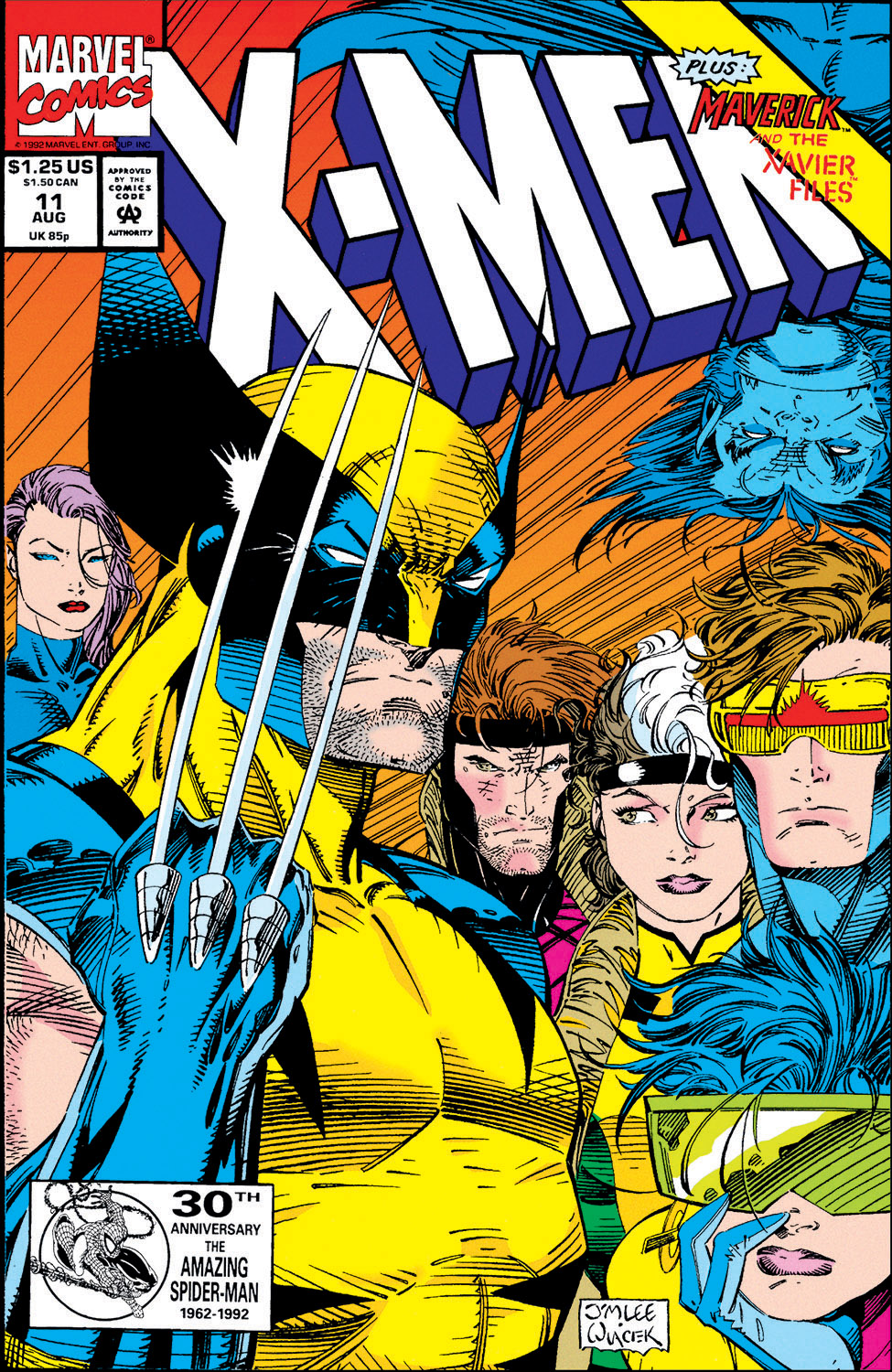 Collecting X-Men, Vol. 2 #1 - 113 as Graphic Novels