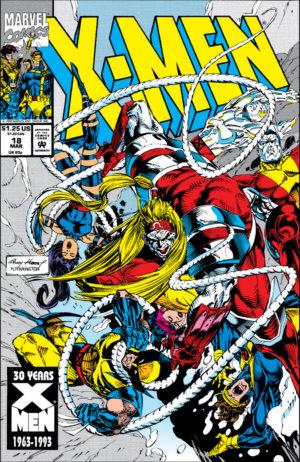 X-Men, Vol. 2 (1991) #18