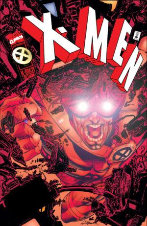 X-Men, Vol. 2 (1991) #44