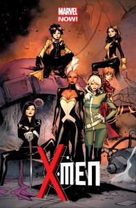 X-Men, Vol. 4 (2013) #1 by Brian Wood and Olivier Coipel