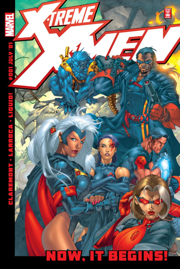 X-Treme X-Men, Vol. 1 (2001) #1
