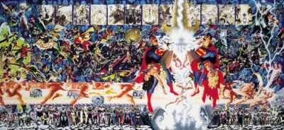 justice league of america 2006 reading order