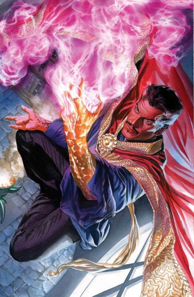 dr-strange-alex-ross