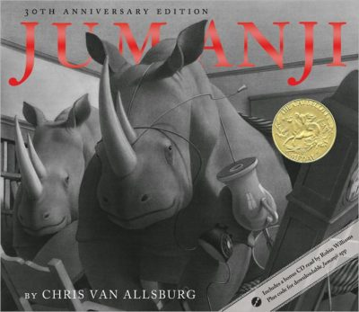 Jumanji Cover
