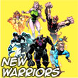 Collecting New Warriors as Graphic Novels