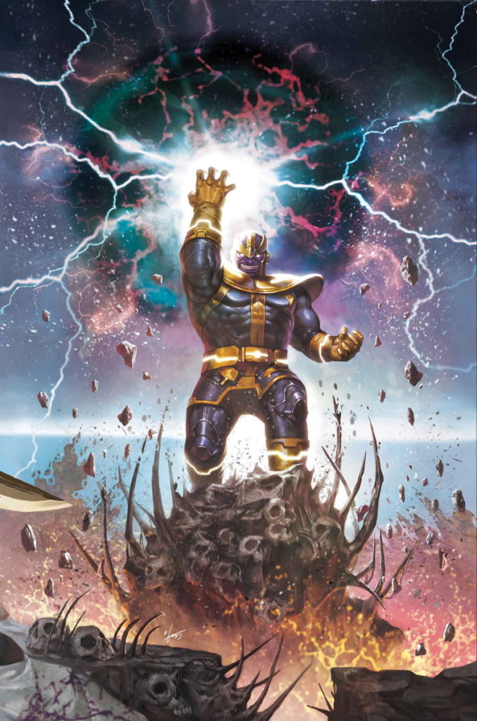 Definitive Thanos Collecting Guide and Reading Order