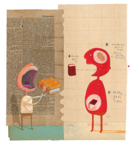 the-incredible-book-eating-boy-oliver-jeffers-interior