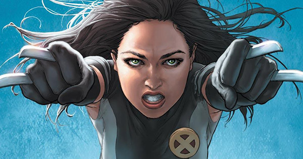 X-23 from the cover of Avengers Academy