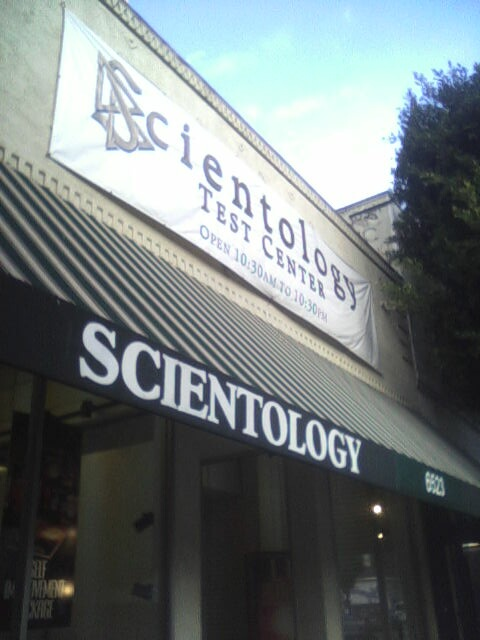 Scientology!