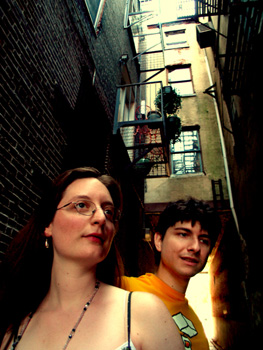 Arcati Crisis - Alley